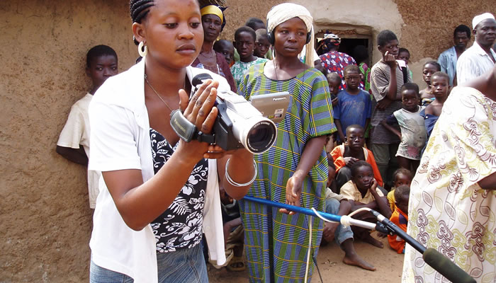 film makers in Ghana
